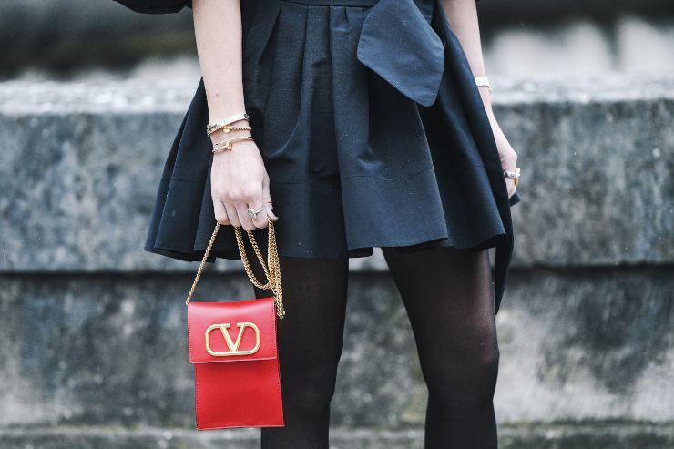 borsa mini come indossarla