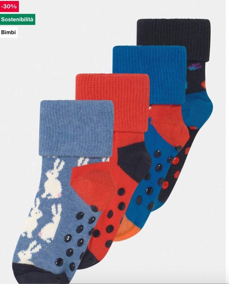 calzini antiscivolo