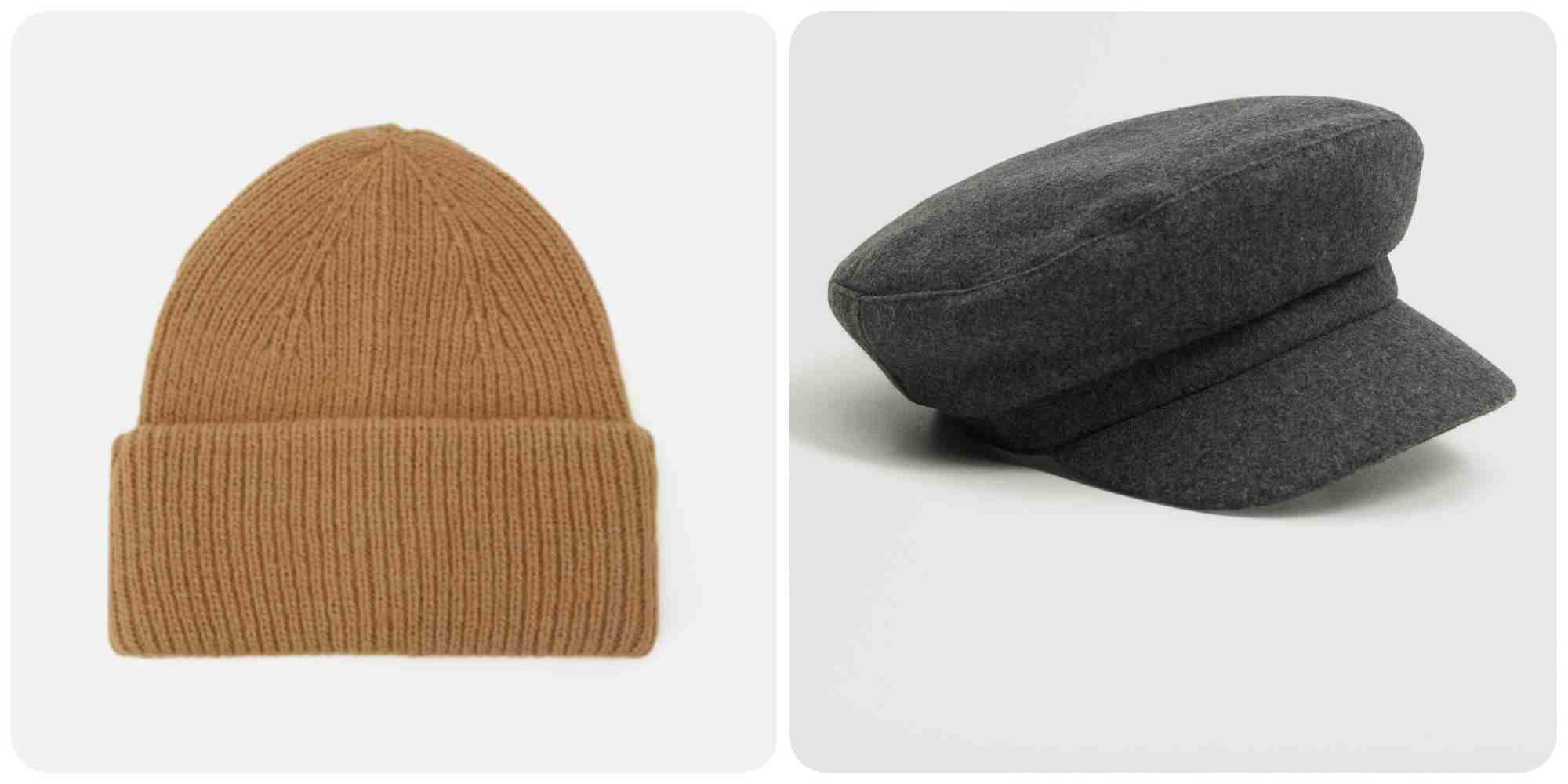 cappelli autunno inverno zalando e mango