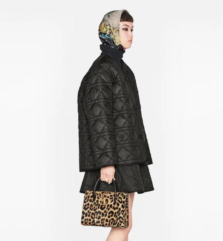 giacca trapuntata dior