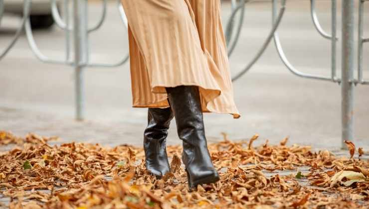 look autunno