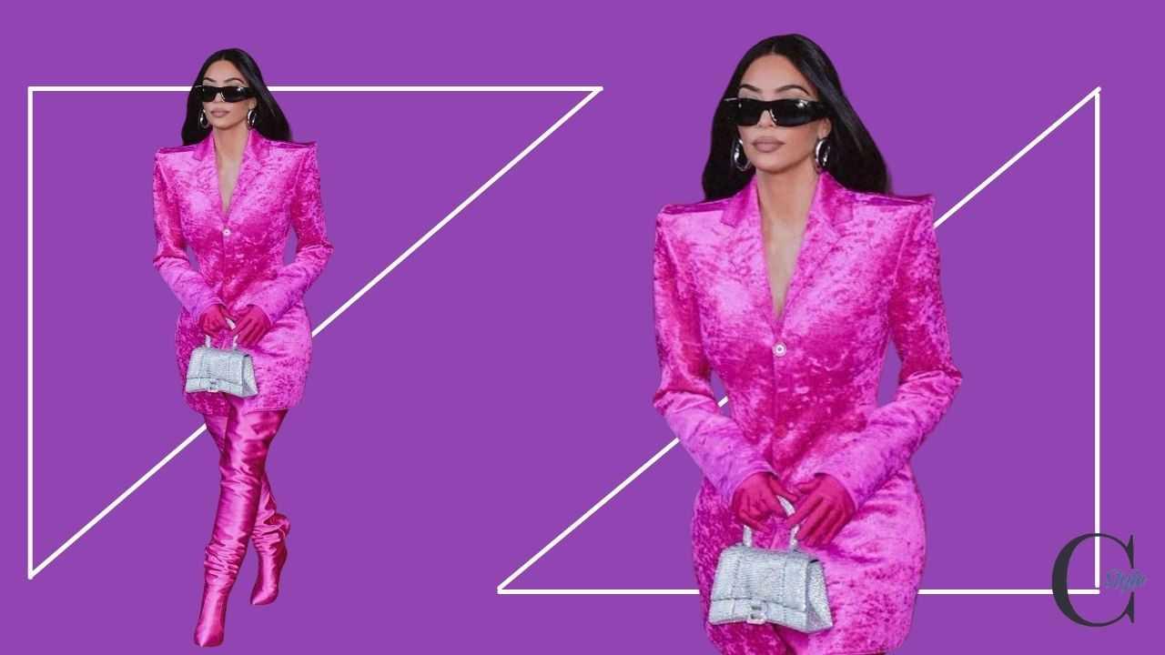 kim kardashian stivali rosa must have 2022