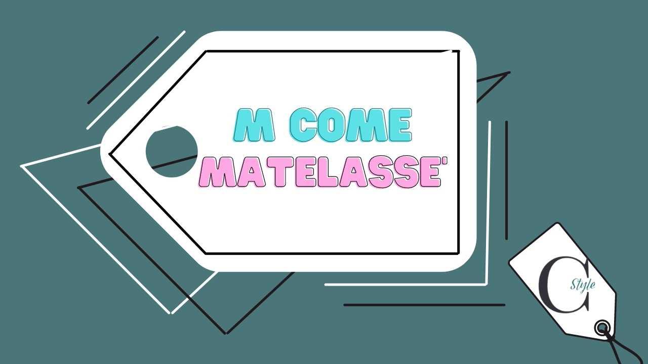 matelassè