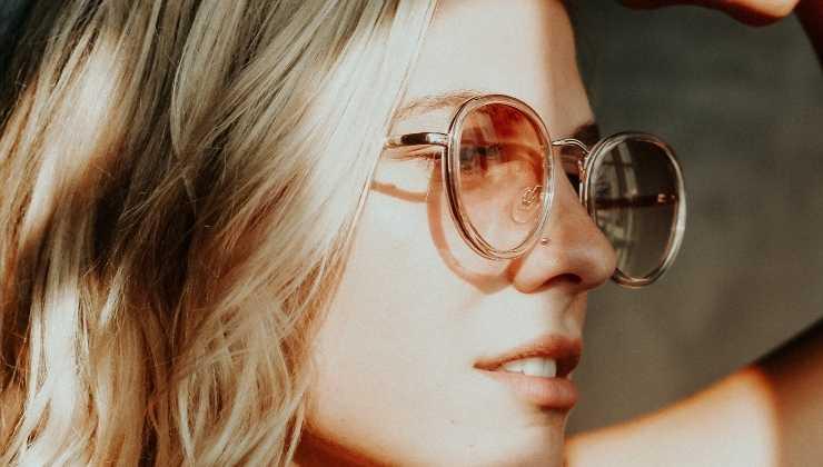 scelta occhiali da sole