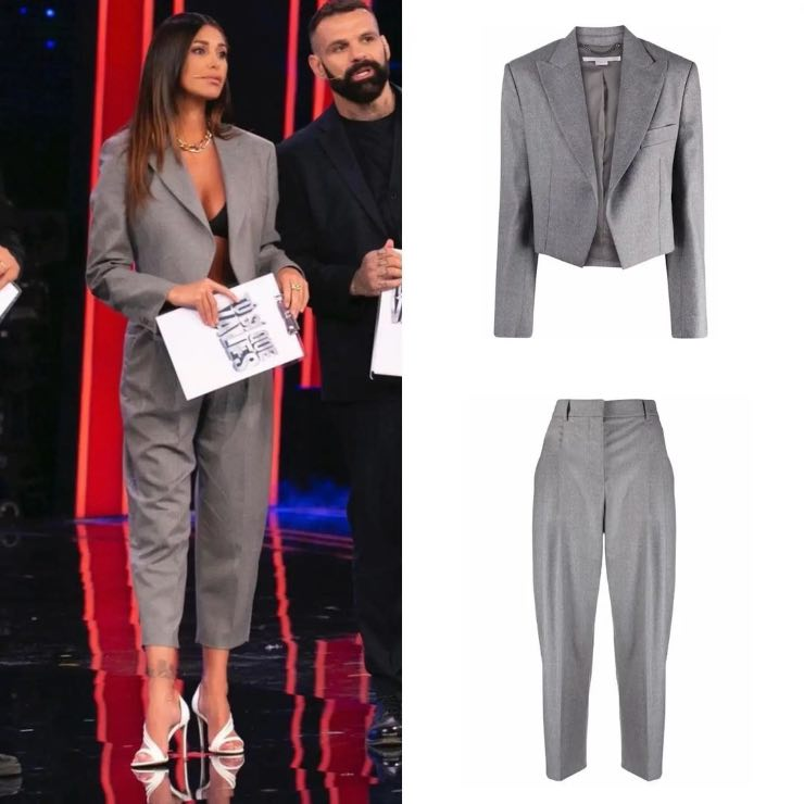 outfit Belen Rodriguez