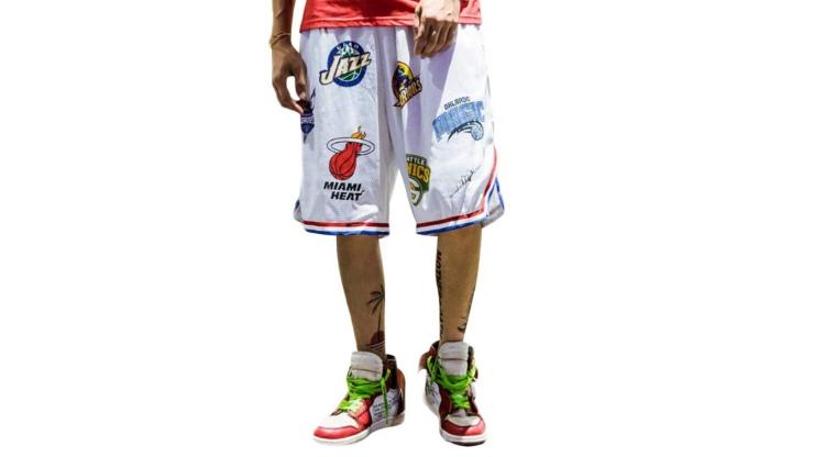 pantaloncini sportivi Irypulse