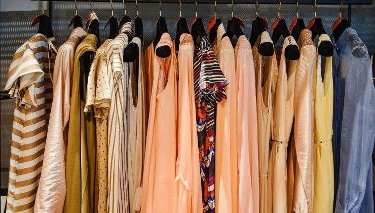 quale indumento è indizi su come si indossa