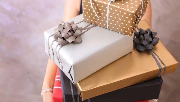 ricevere regali