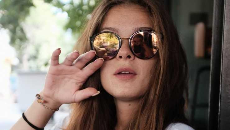 scegliere occhiali da sole