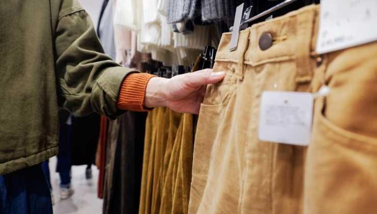 scegliere pantaloni