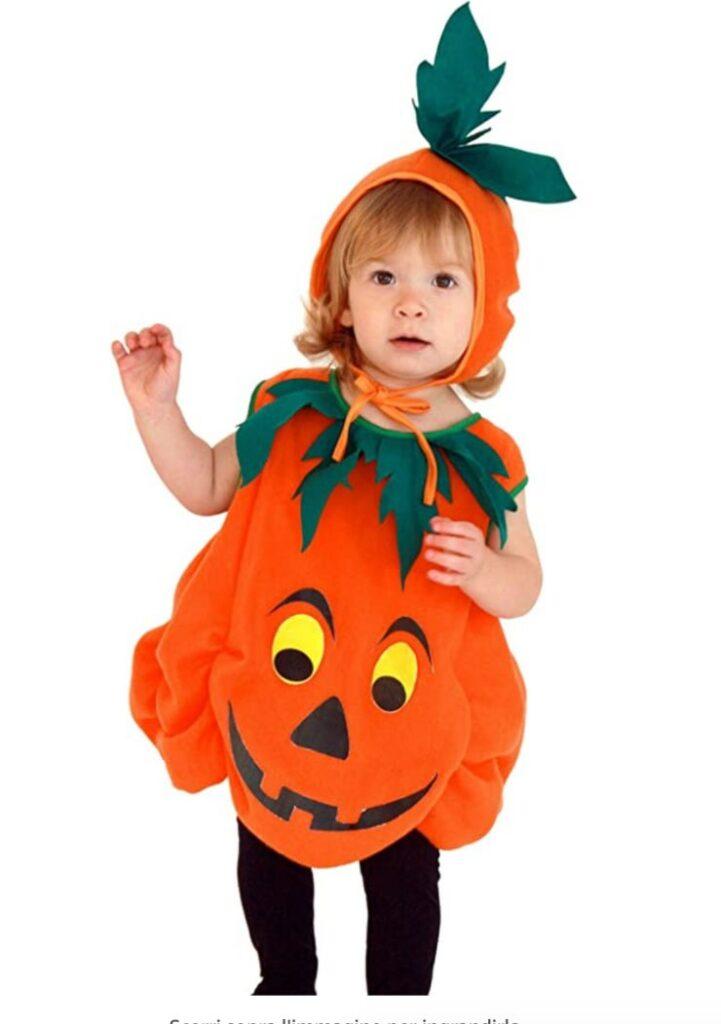 vestito Halloween bambino