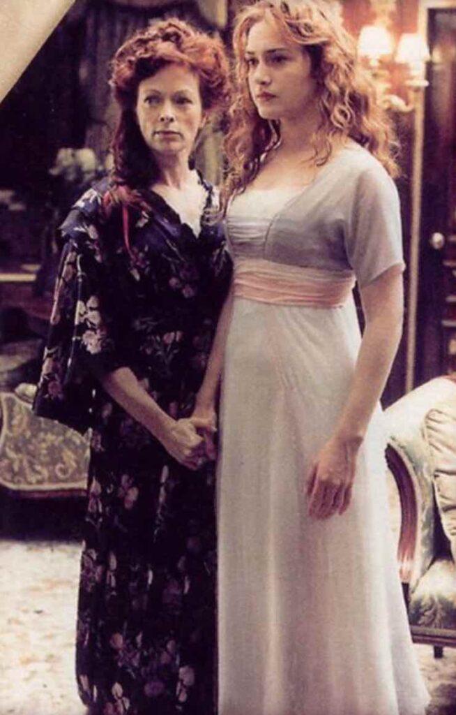 vestito rose titanic